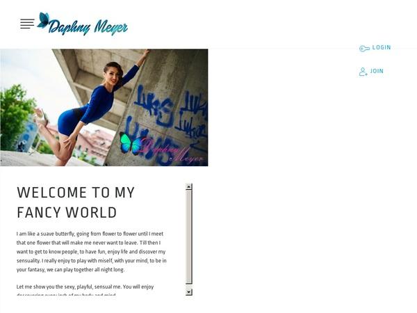 Daphnymeyer.com Websites