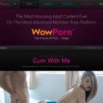 Free Wowporn Discounts