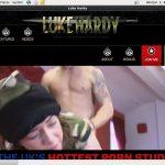 Luke Hardy XXX Porn Passwords
