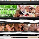 New Green Card Cuties Accounts