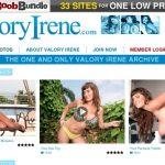 Valory Irene Sale Price