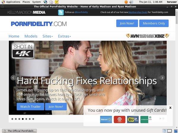 Account Premium Pornfidelity.com