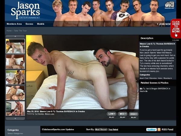 Free Watch Club Jason Sparks