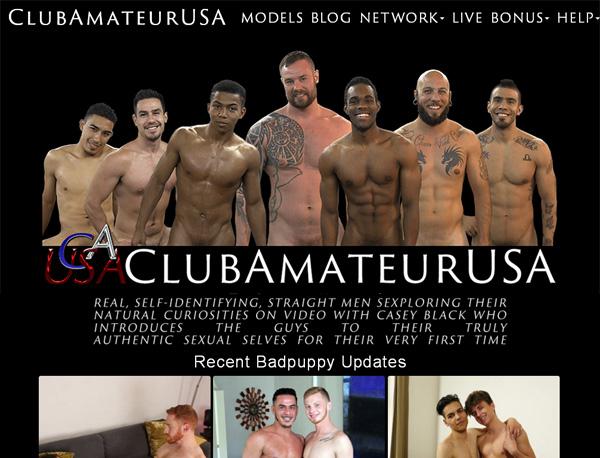 Clubamateurusa Webbilling