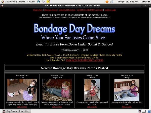 Free Bondagedaydreams Movie