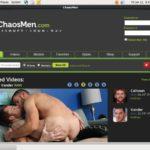 Chaos Men Trailer