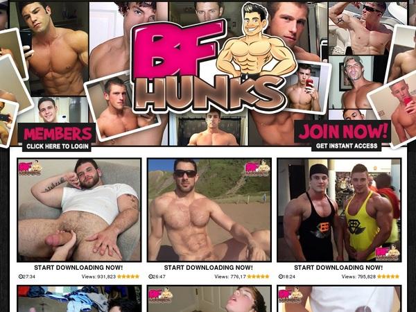 Account BF Hunks Free